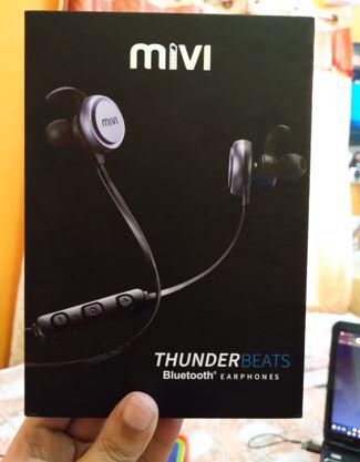 Mivi Thunder bluetooth headphone review