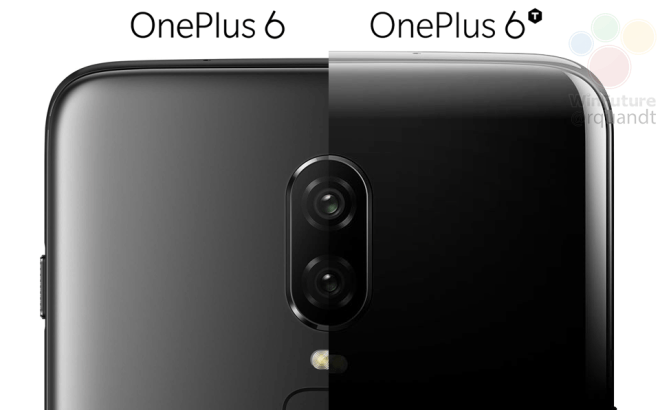 OnePlus-6T camera compare with ONeplus 6