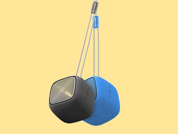 Portronics unveils Portable Bluetooth speaker Bounce