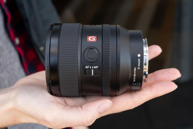 Sony 24mm F1.4 G Master lens 6