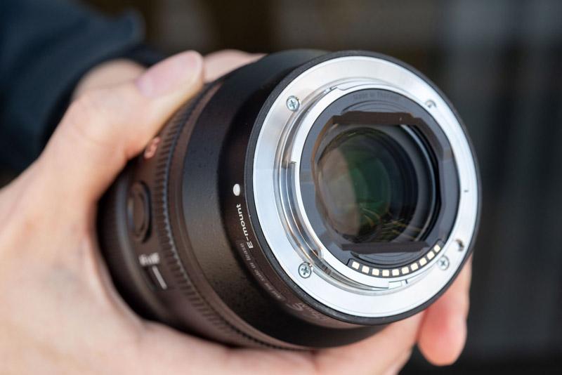 Sony 24mm F1.4 G Master lens 7