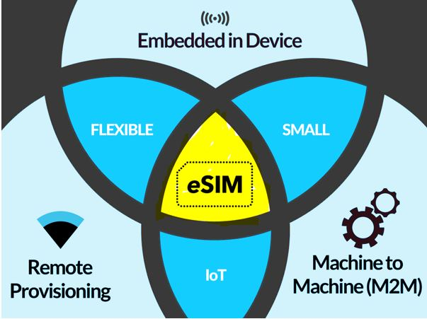 What is E Sim technology explained