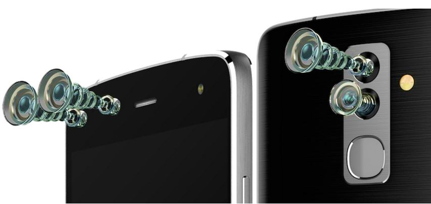 What is a dual camera on a smartphone