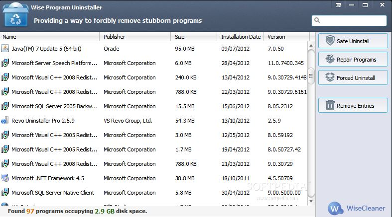 10 Best free Uninstaller Software for Windows 10/8/7 | H2S Media