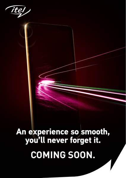 itel launch teaser
