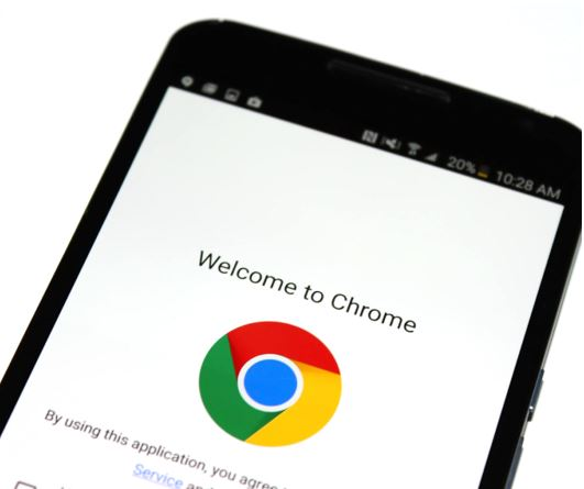 make chrome a default browser in Android