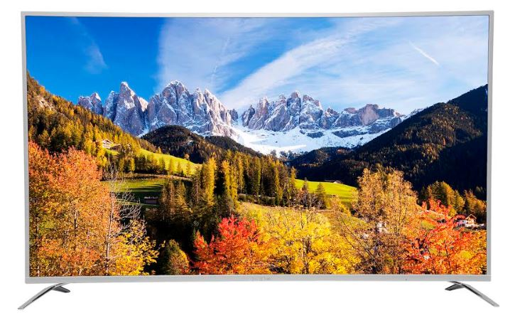 Aisen announced IPS Display 4K UHD Edge LED TV 'A55UDS972' in 55inch