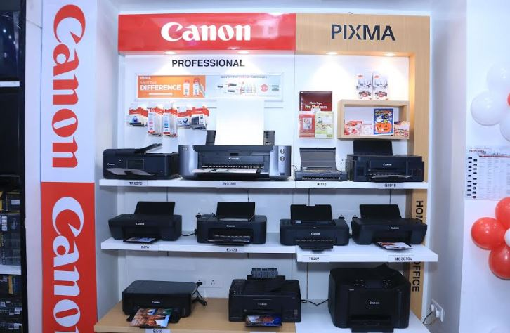 Canon unveils launches the first Canon PIXMA Zone in India
