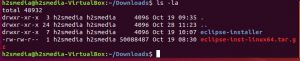 Compress folder and files using 7zip on ubuntu