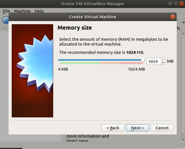 Give the available RAM to Windows virtualmachine