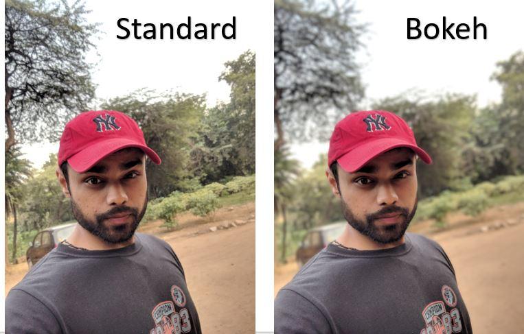 Google Pixel 3 camera selfie image samples
