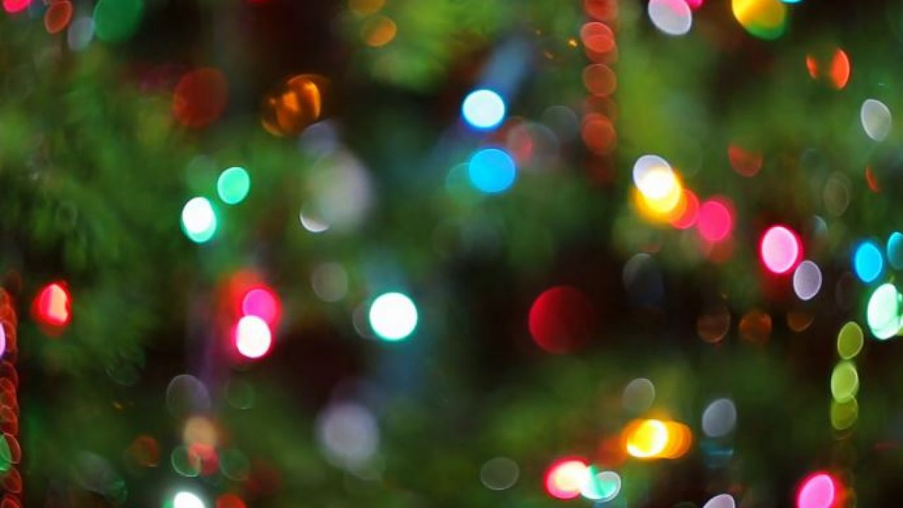 Christmas Background Picsart.How To Blur The Background To Get Bokeh Effect After