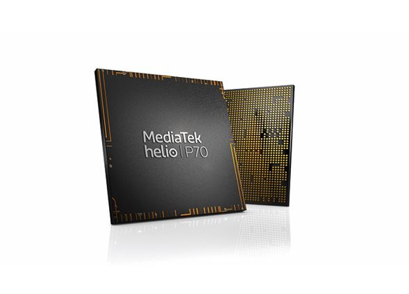 MediaTek's Helio P70 Brings Advanced AI and Premium Upgrades To Mid-Range Devices