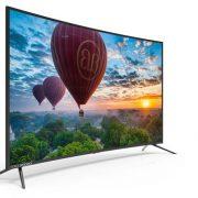 Noble Skiodo Ultra HD Smart Curved LED TV-NB55CUV01