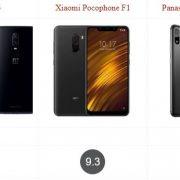 OnePlus 6 vs Xiaomi Pocophone F1 vs Panasonic Eluga X1 Pro