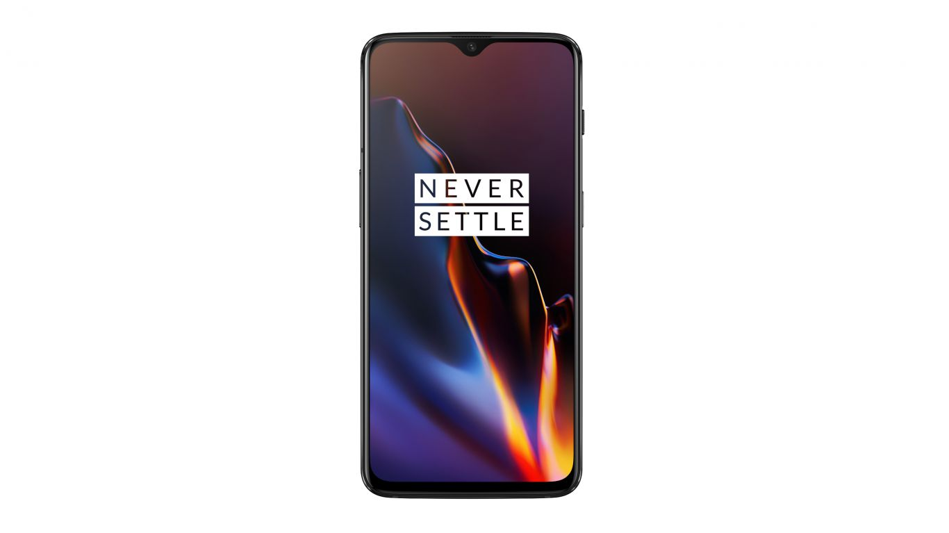 OnePlus 6T screen fingerprint sensor