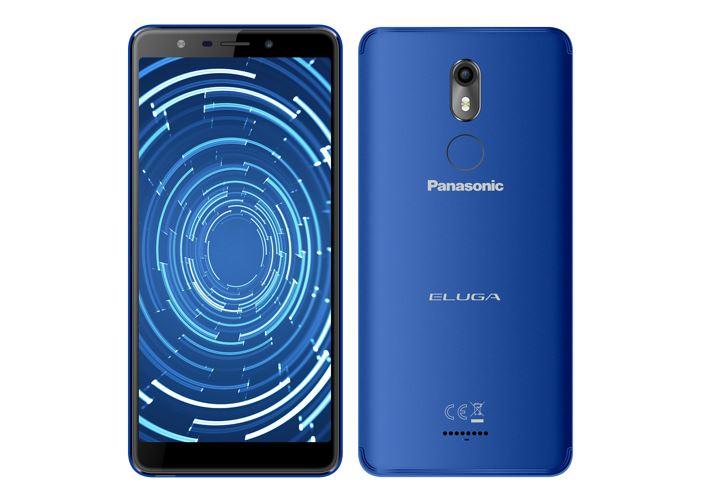 "Panasonic Eluga Ray 530 with 5.7"" HD+ Display unveiled atPriced at ₹ 8999"