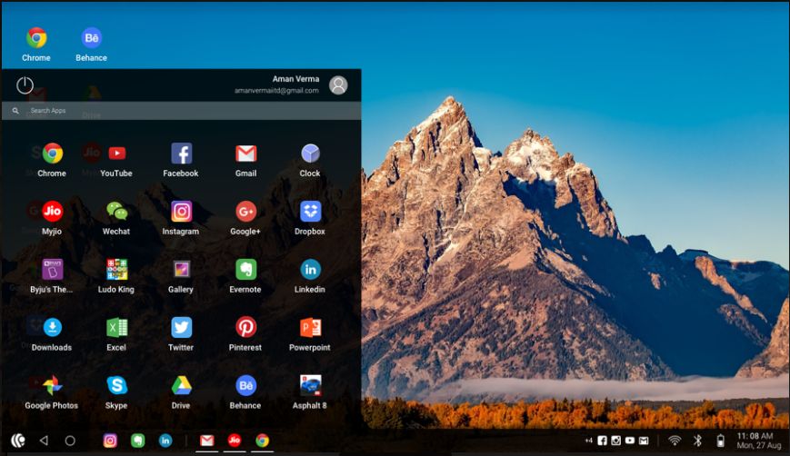Best Android OS for PC 64 bit or 32 bit: Free/Opensource