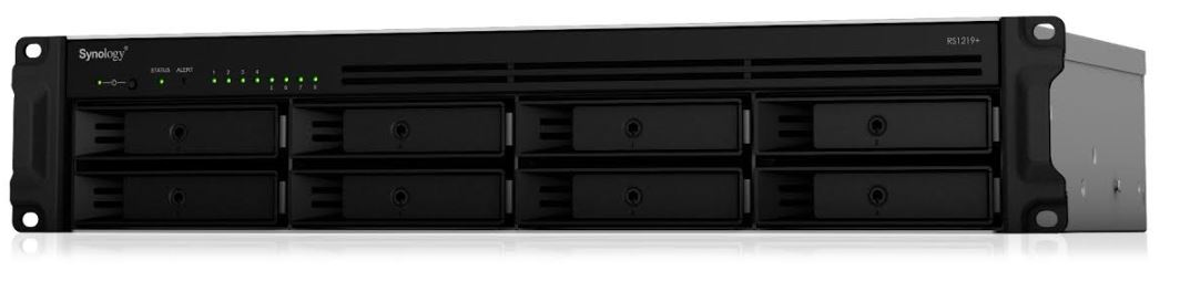 RackStation RS1219+,