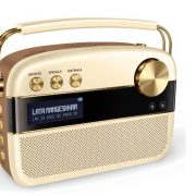 Saregama launches its Carvaan speaker in Gold touch