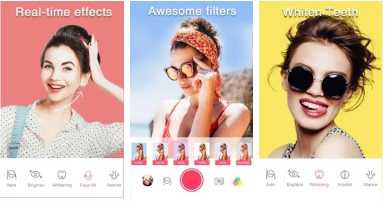 Sweet Selfie – selfie cam, beauty cam, photo edit