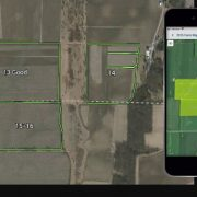 Trimble free farm management online platform