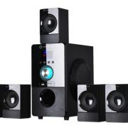 Truvison launches 5.1 'TV5075BT' speakers at INR. 5999