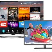What is difference between Smart TV and LED TV