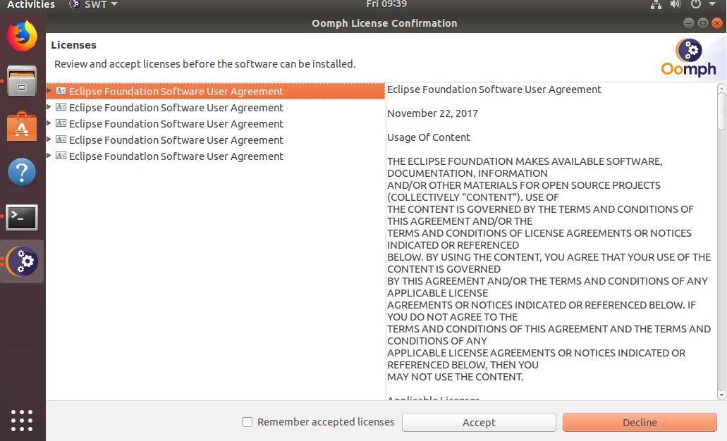 install eclipse linux ubuntu