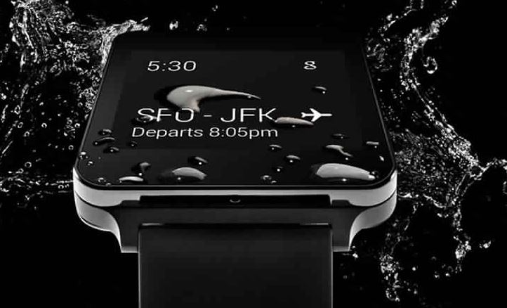 water resistent smartwatches