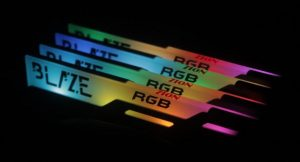 BLAZE RGB RAM
