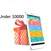 Budget Smartphones for a gift under 15000