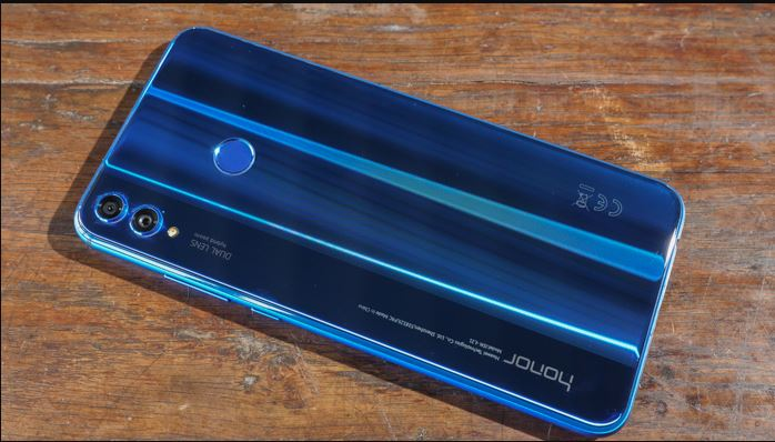 Honor 8X Design