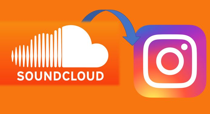 How to share Soundcloud Music on Instagram Story