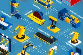 IoT Heralds New Trends in Factory Automation for Improved Output