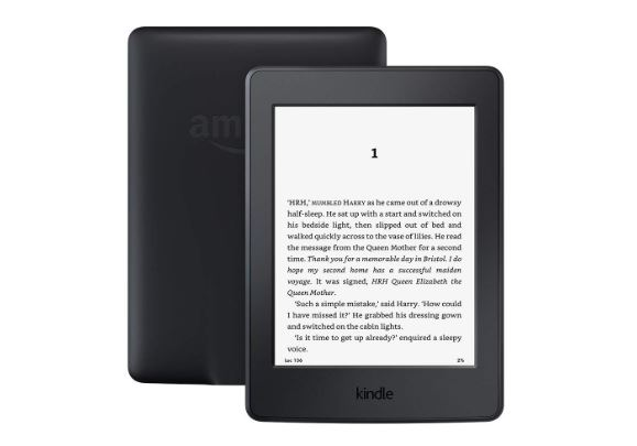 Kindle Paperwhite (7th gen), 6 High Resolution Display