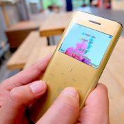 Reinvent 3G phone
