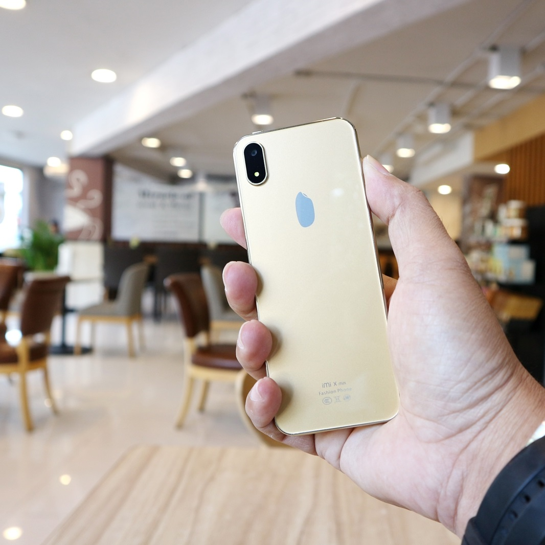 Reinvent iMi phone