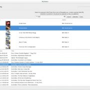 Rythmbox music player ubuntu