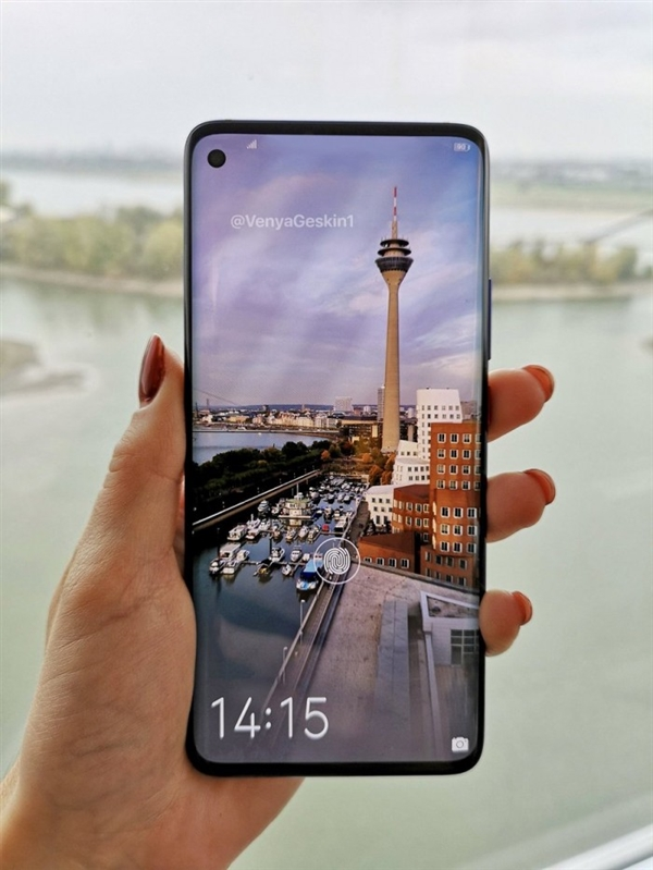 Samsung S10 leaked images 2018