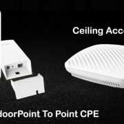 Tenda revealed CPE & Ceiling Access Point – Tenda O1 & I9