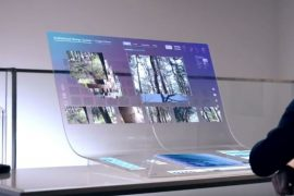 What is OLED display technology