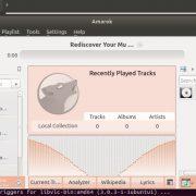 install amarok on Ubuntu