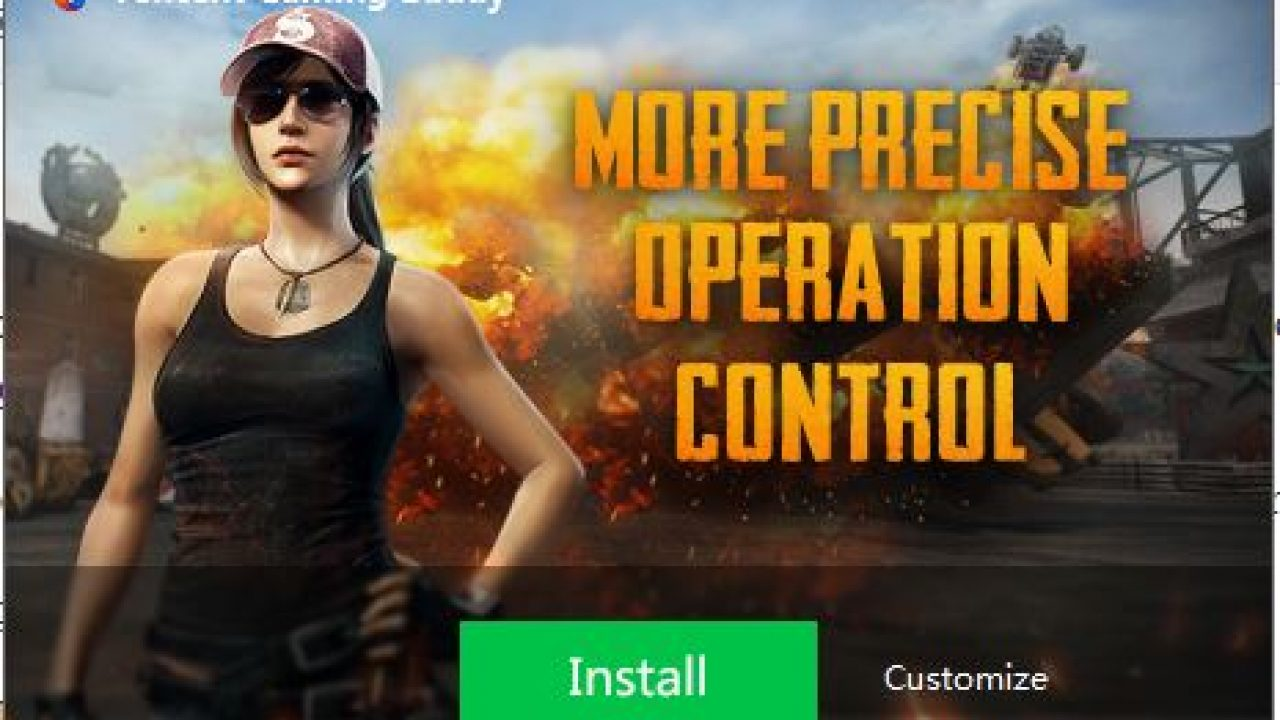 How to Install PUBG Mobile using emulator Tencent on Windows
