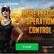 install pubg mobile on Windows PC using Tencent emulator
