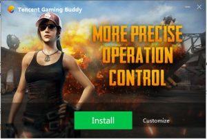 install pubg mobile on Windows PC using Tencent emulator