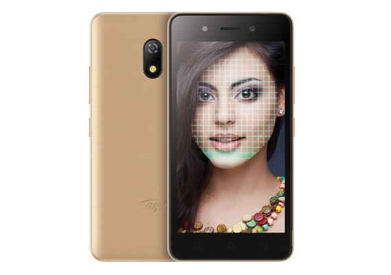 itel A23 low budget smartphone