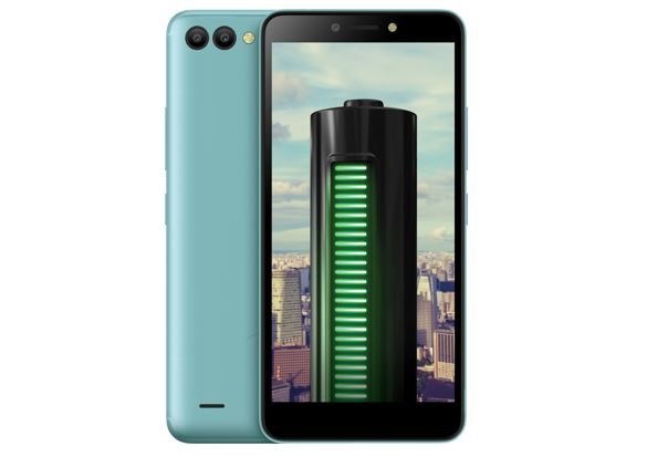itel A44 Power smartphone