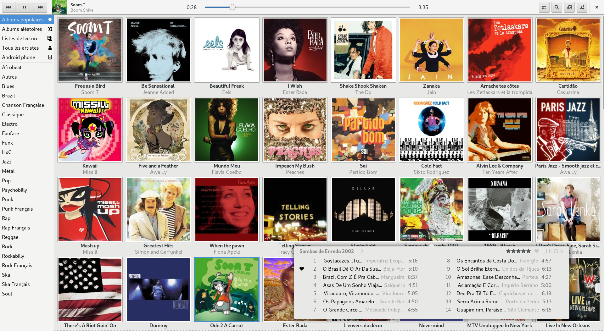 9 Best Linux Music players for Ubuntu and Linux Mint | H2S Media