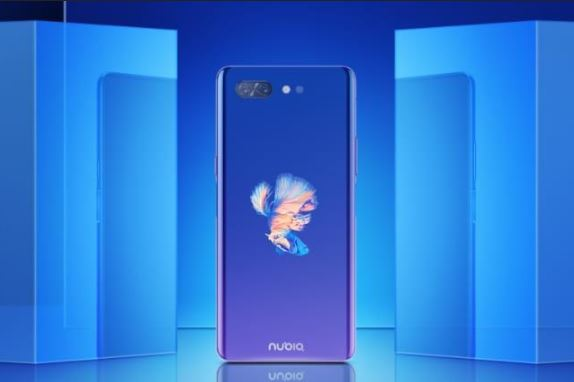 nubia launches nubia X in China with two touchscreen displays